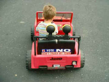 No Liquor - against drunk driving,  liquor referendum